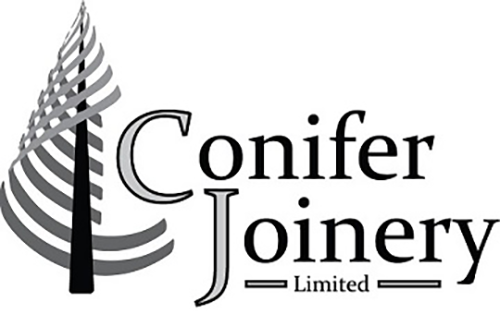 Conifer Joinery Retina Logo