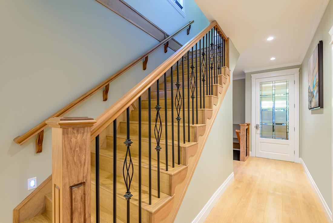 Bespoke made stairs