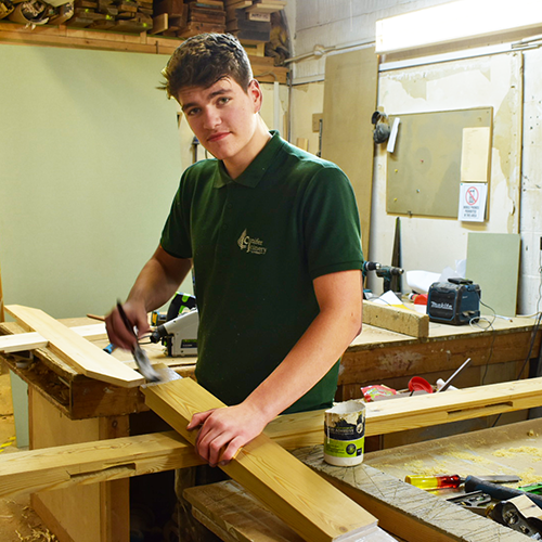 Liam Bass Conifer Joinery