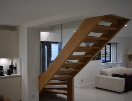 Bespoke Staircase in Bicester